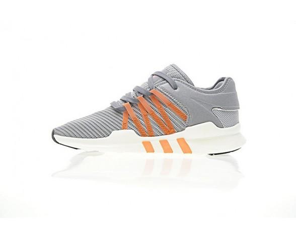Unisex Licht Grau & Orange Adidas Eqt Support Adv Primeknit 91/17 Cq2166 Schuhe