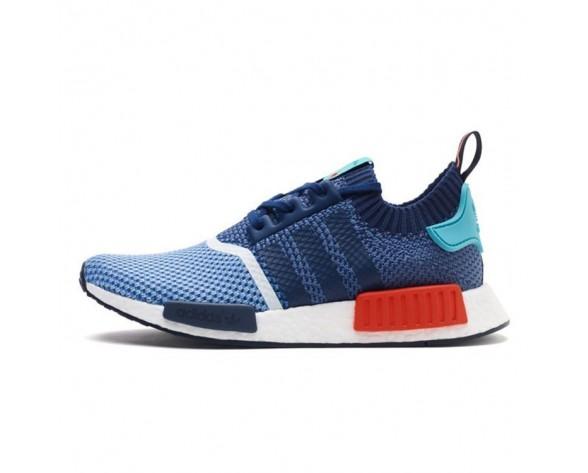 Schuhe Unisex Packer Schuhe X Adidas Consortium Nmd Runner Pk Bb5051 Water Blau & Mint Grün