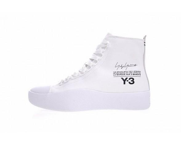 Weiß Y-3 Bashyo Trainer Boots Ac7521 Schuhe Unisex