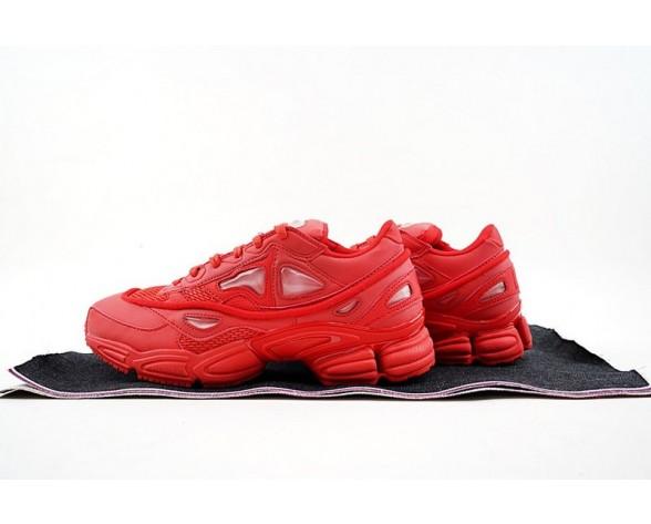 Unisex Schuhe Rot Raf Simons X Adidas Consortium Ozweego 2 S74584