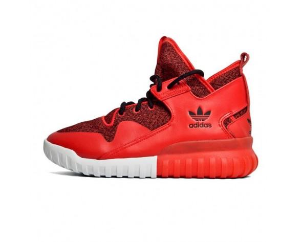 Schuhe Adidas Tubular X S74929 Rot & Weiß Herren