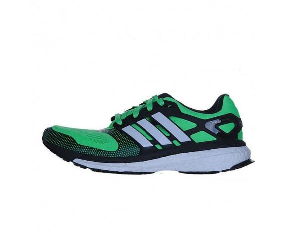 Adidas Running Energy Boost Esm B44281 Schuhe Unisex Grün/ Schwarz/ Weiß