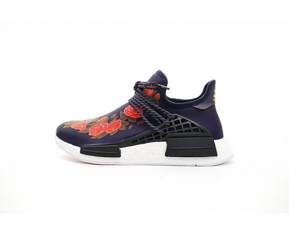 Schuhe Flower Unisex X Adidas Hu Nmd Boost Bb0624