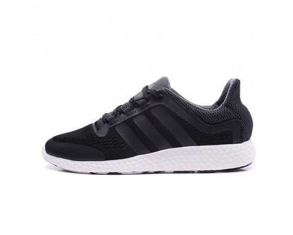 Unisex Adidas Pure Boost Chill S81453 Schwarz & Grau Schuhe