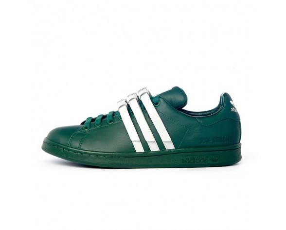 Adidas Stan Smith Strap X Raf Simons Aq2723 Collegiate Royal/Collegiate Royal/Power Rot Schuhe Unisex
