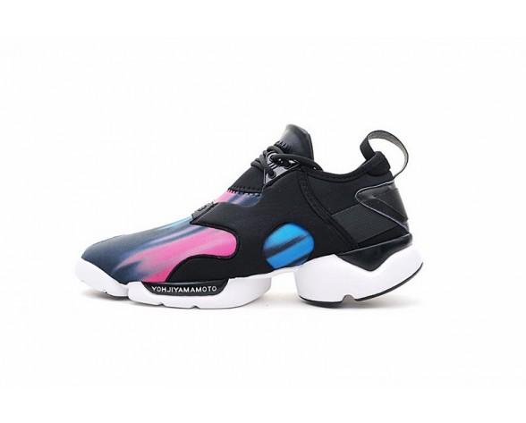 Unisex Schuhe Schwarz & Multicolors Yohji Yamamoto Y-3 Kohna Bb0792