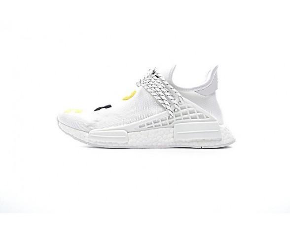 Unisex Adidas Nmd Collab Race Boost Weiß Schuhe