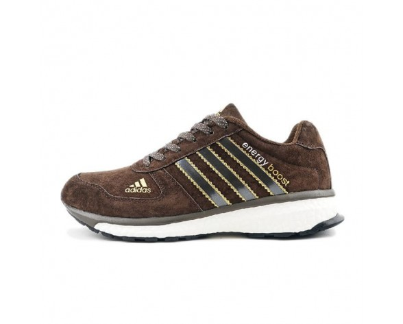 Dunkel Braun Schuhe Adidas Running Energy Boost Esm M29774 Unisex