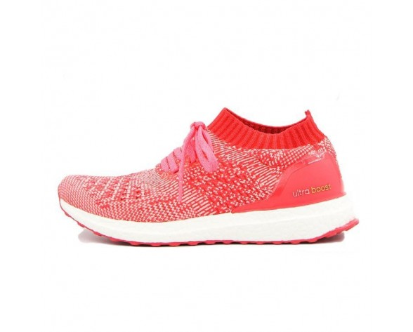 Adidas Ultra Boost Uncaged Schuhe Mottled Peach Rosa Unisex