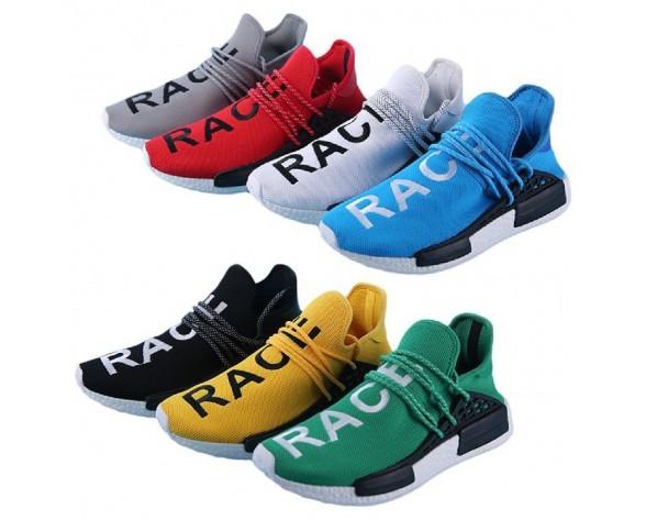 Pharrell Williams X Adidas Nmd Human Race Unisex Schuhe