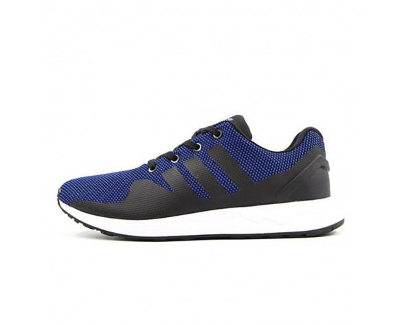 Adidas Originals Zx Flux Adv Tech S76397 Blau & Schwarz & Weiß Schuhe Herren