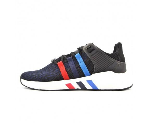 Unisex Adidas Eqt Support Eqt Ba7475 Schuhe Schwarz/Blau/Rot