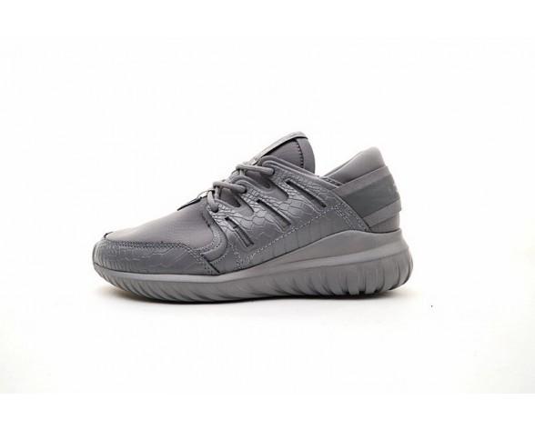 Dunkel Grau & Snake Herren Schuhe Adidas Tubular Nova S74822