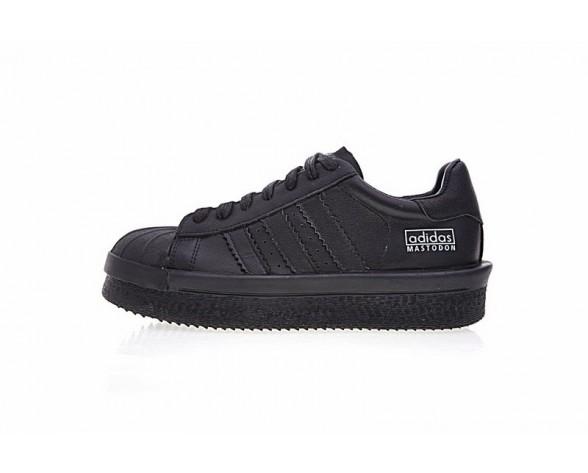 Unisex Schuhe Schwarz Adidas X Rick Owens Mastodon Pro Low Ba9763