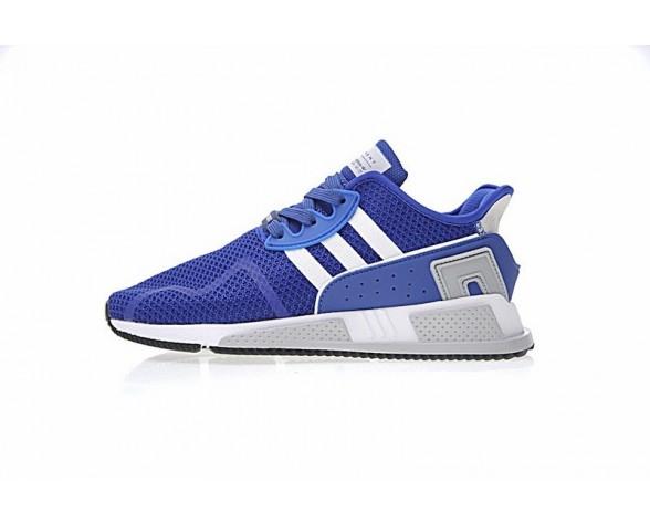 Royal Blau & Weiß Unisex Schuhe Adidas Eqt Cushion Adv Cp9465