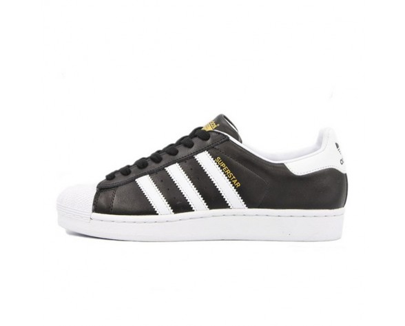 Unisex Schuhe Adidas Originals Superstart B27138 Hot Stamping Blac