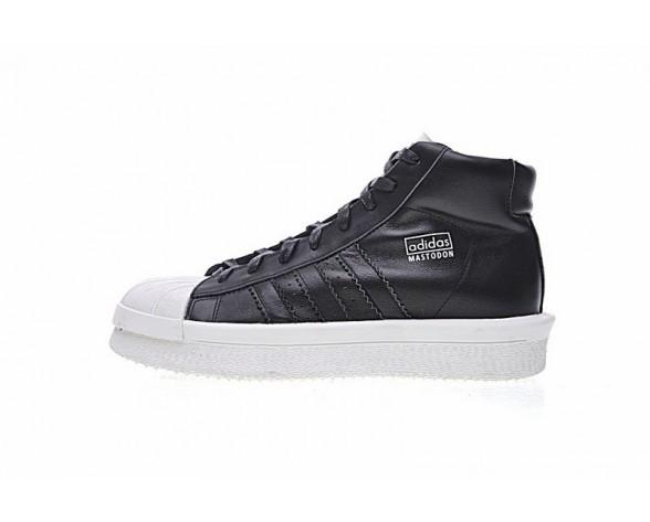 Adidas X Rick Owens Mastodon Pro M22458 Schwarz & Weiß Unisex Schuhe