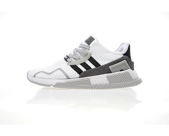 Schuhe Weiß & Grau & Schwarz Adidas Eqt Cushion Adv Cp9463 Unisex