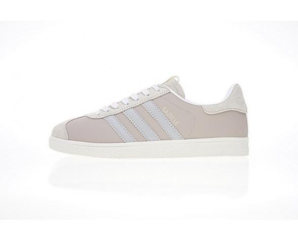 Weiß Beige Schuhe Unisex Alife X Starcow X Adidas Consortium Gazelle Cm7999