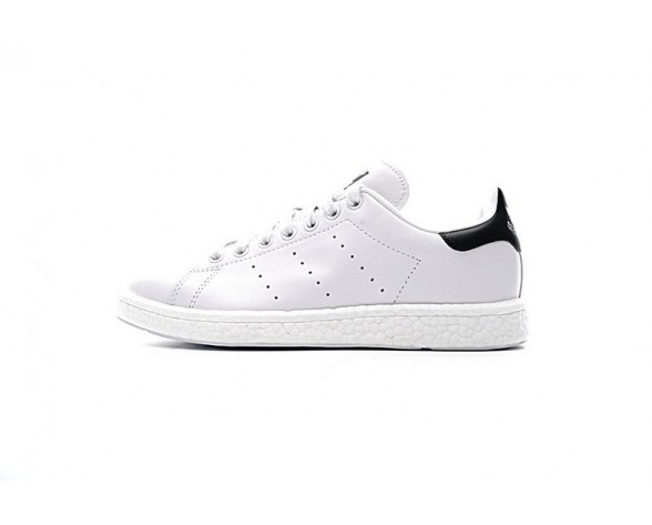 Adidas Stan Smith Boost Weiß & Schwarz Schuhe Unisex