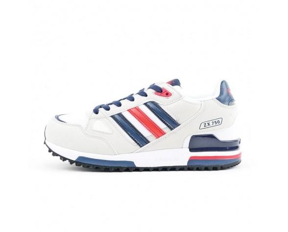 Licht Rosa & Tief Blau & Rot Adidas S76195 Schuhe Unisex