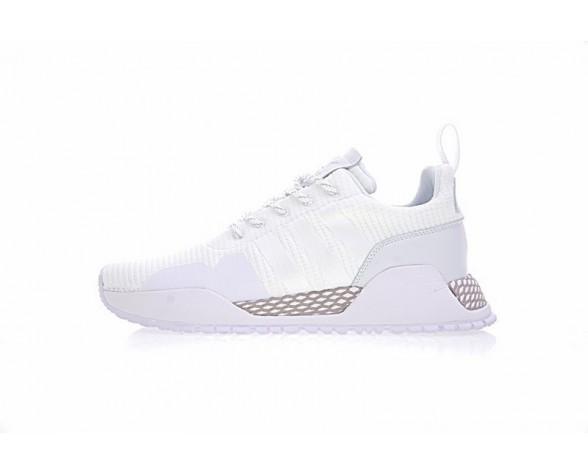 Weiß Unisex Schuhe Adidas Af 1.4 Primeknit By9396
