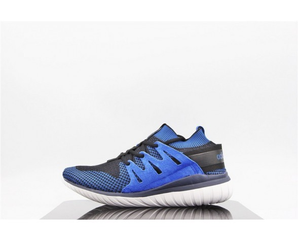 Adidas Tubular Nova Pack Tubular Primeknit S74916 Royal Blau & Schwarz Schuhe Unisex