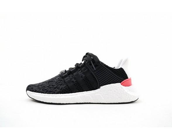 Schwarz & Rosa Unisex Adidas Original Eqt Support Boost Pk 93/17 Bb1234 Schuhe