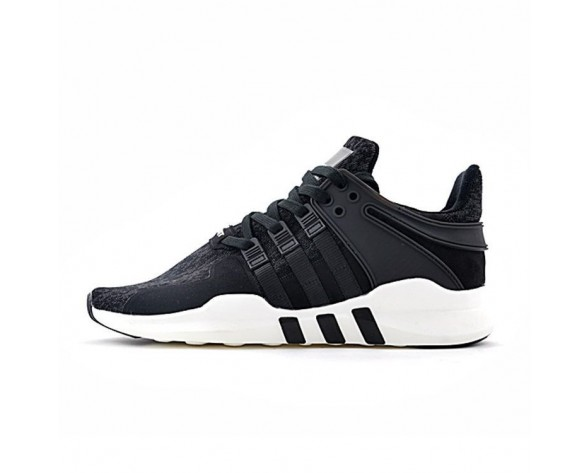 Adidas Eqt Support Adv Primeknit 93 Bb1303 Schuhe Schwarz & Weiß Unisex