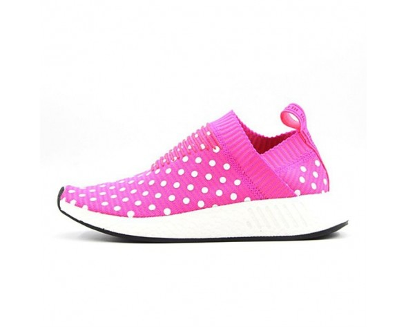 Rosa Wave Point Adidas Nmd City Sock Cs2 Ba7213 Schuhe Damen