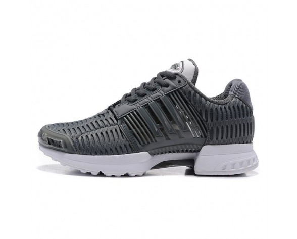 Dunkel Grau & Weiß Adidas Originals Climacool 1 Ba8580 Herren Schuhe