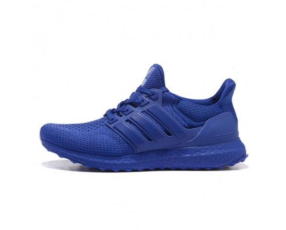 Unisex Tief Blau Schuhe Adidas Ultra Boost