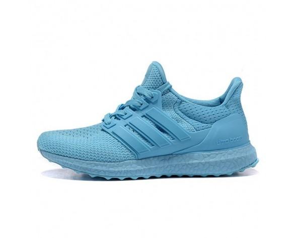 Schuhe Unisex Aquamarine Adidas Ultra Boost