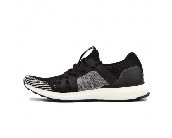 Adidas Ultra Boost By SMC A8475 Unisex Schuhe Schwarz & Weiß