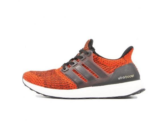 Adidas Ultra Boost Aq8450 Unisex Burgund Rot & Schwarz Schuhe