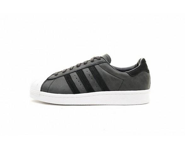 Adidas Superstar Boost Schwarz Herren Schuhe