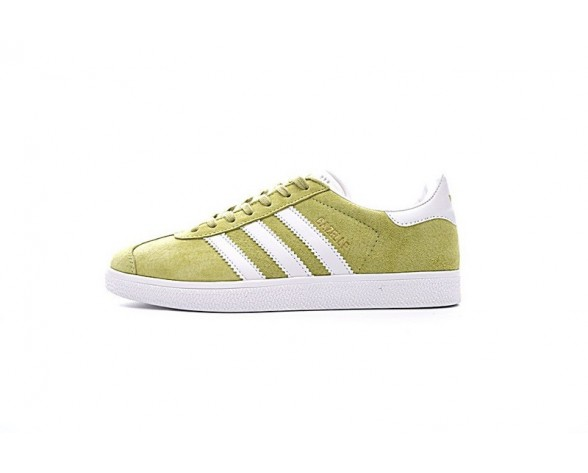 Adidas Originals Gazelle Bb5479 Unisex Lemon Gelb Schuhe