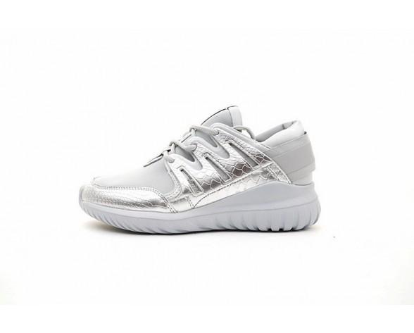 Adidas Tubular Nova S74822 Schuhe Herren Bright Silber