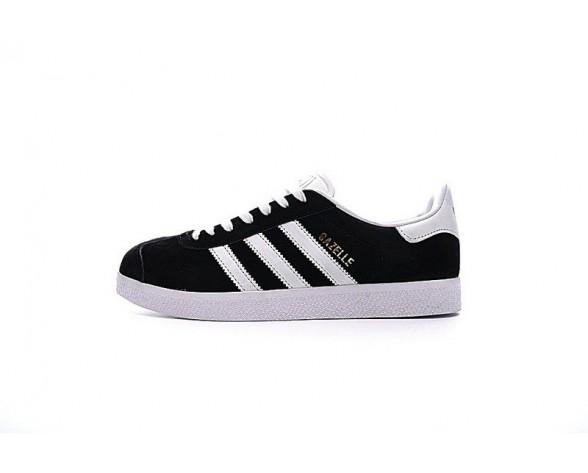 Schuhe Unisex Adidas Originals Gazelle Bb5476 Schwarz & Weiß