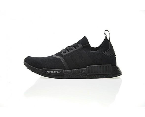 Unisex Schuhe Adidas Originals Nmd R1 Pk Nmd Japan Bz0220 Schwarz