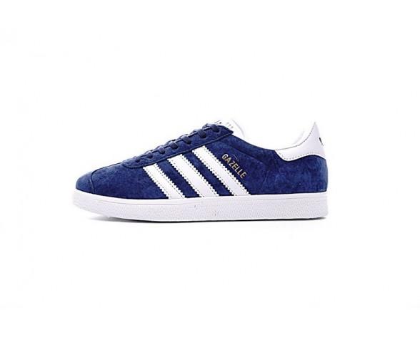 Tief Blau & Weiß Herren Adidas Originals Gazelle Bb5748 Schuhe