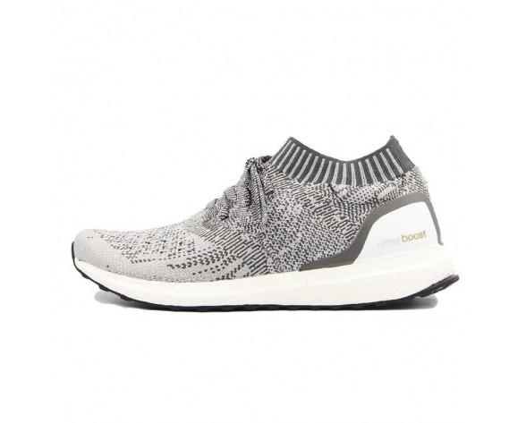 Unisex Adidas Ultra Boost Uncaged 40-45 Schuhe Grau & Weiß