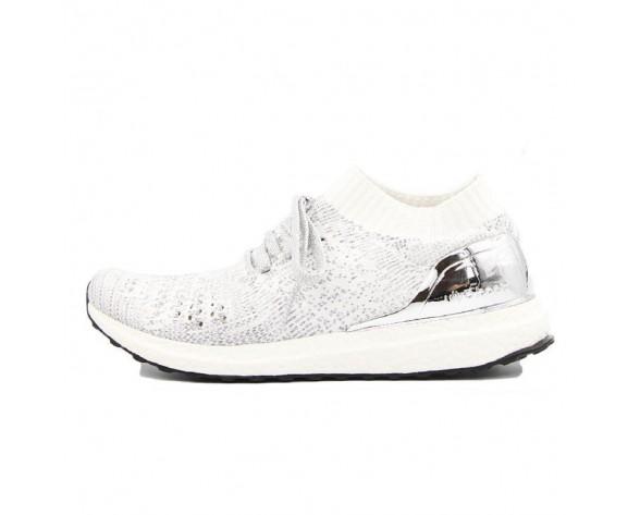 Adidas Ultra Boost Uncaged Unisex Plating Weiß Grau Schuhe