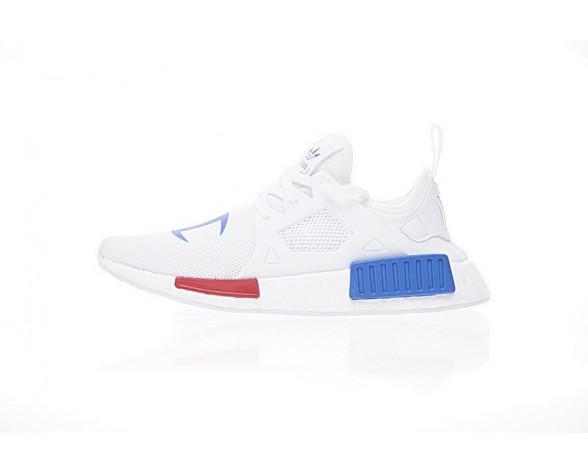 Champion X Adidas Nmd Boost Xr_1 Ba7768 Champion Weiß & Blau & Rot Unisex Schuhe