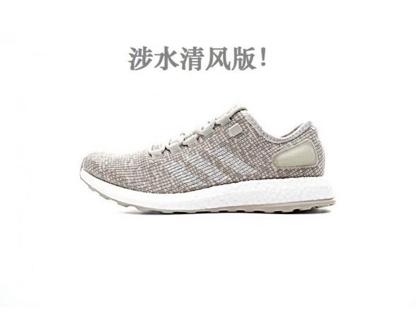 Adidas Pure Boost Ltd S82099 Schuhe Herren Khaki Gelb