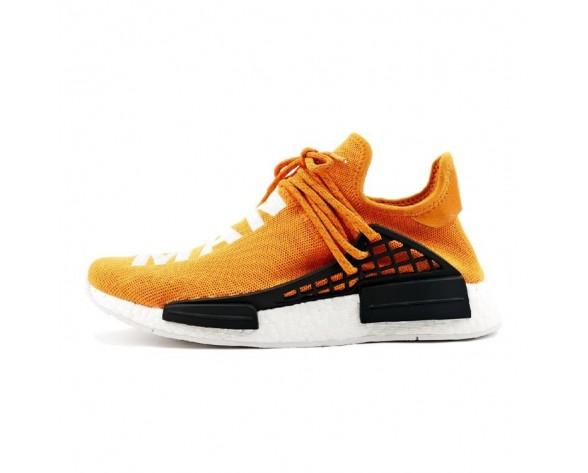 Pharrell Williams X Adidas Originals Nmd Human Race Bb3070 Orange Gelb Unisex Schuhe