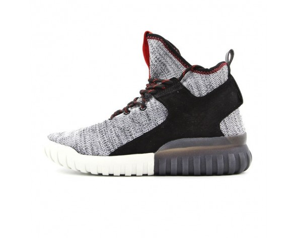 Schuhe Unisex Adidas Originals Tubular X Primeknit Aq4545 Dunkel Grau & Schwarz