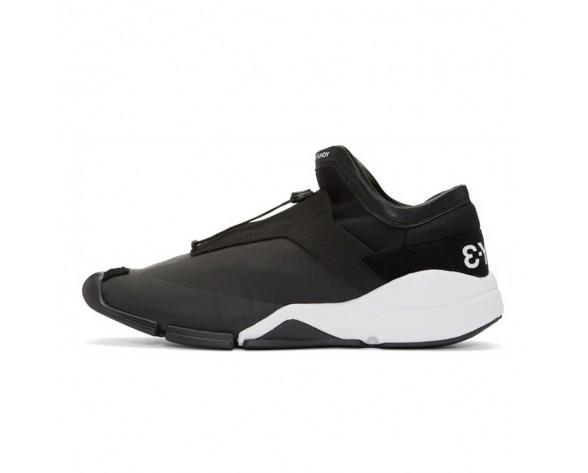 Unisex F/W Adidas Y-3 Future Low Bb4807 Schuhe Charcoal / Core Schwarz