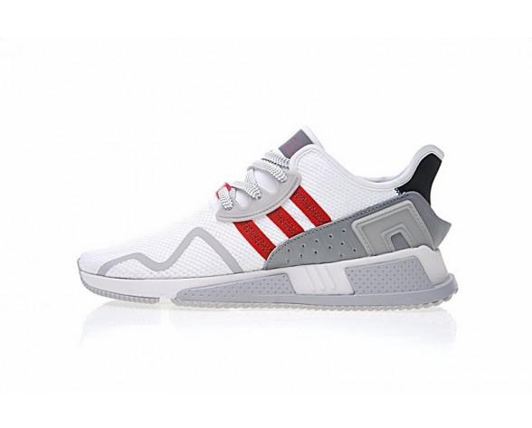 Weiß & Grau & Rot Schuhe Unisex Adidas Eqt Cushion Adv Cp9460