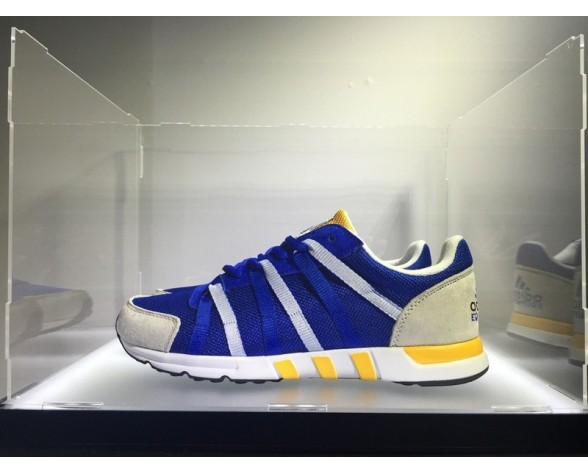 Unisex Schuhe Adidas Originals Eqt Racing 93 B24767 Collegiate Royal/Weiß/Collegiate Gold